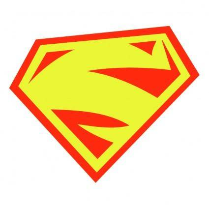 free vector Superman 8