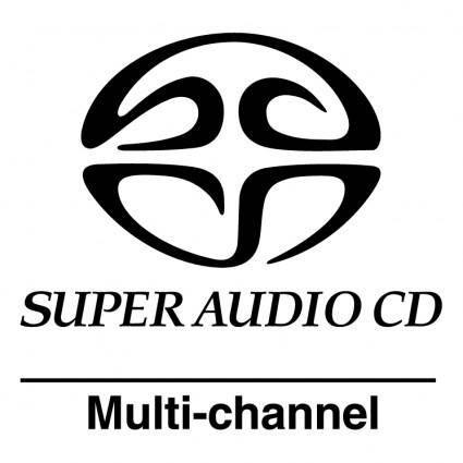 free vector Super audio cd 0