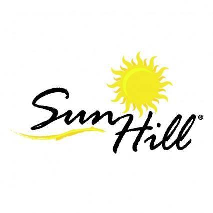 free vector Sunhill