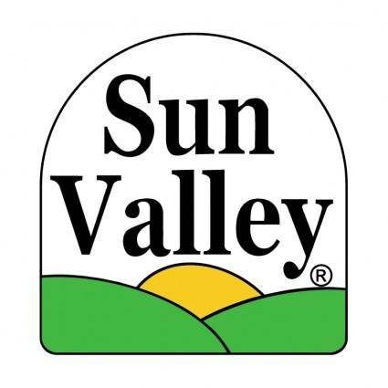free vector Sun valley 0