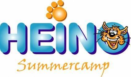 free vector Summercamp heino