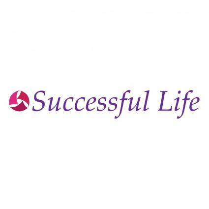free vector Successful life