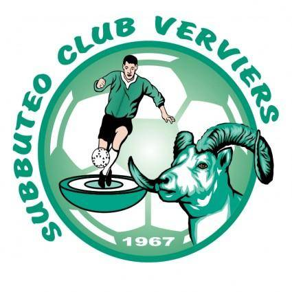 free vector Subbuteo club verviers
