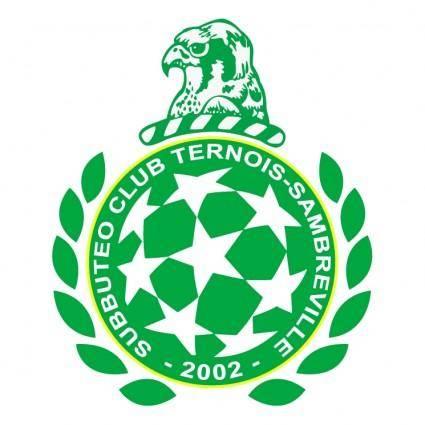 free vector Subbuteo club ternois sambreville