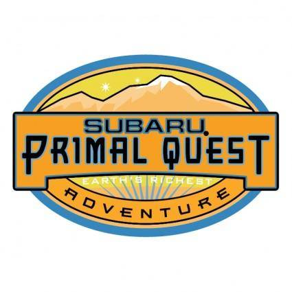 Subaru primal quest adventure