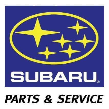 Subaru parts service 0