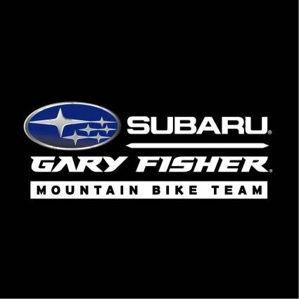 free vector Subaru gary fisher mountain bike team