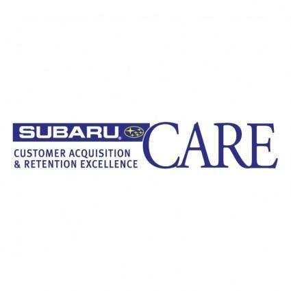 free vector Subaru care 0