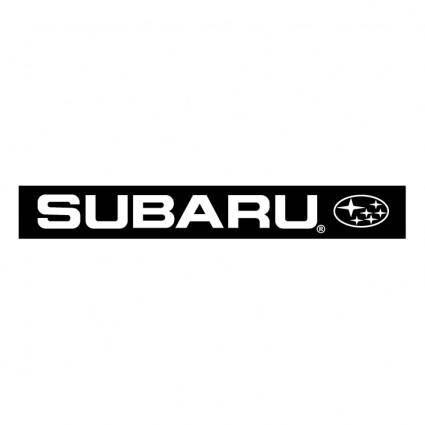 free vector Subaru 24