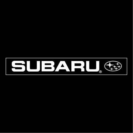 free vector Subaru 21