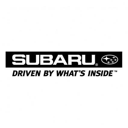 free vector Subaru 16