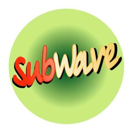 free vector Sub wave