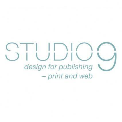 free vector Studio 9 name