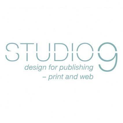 free vector Studio 9 name