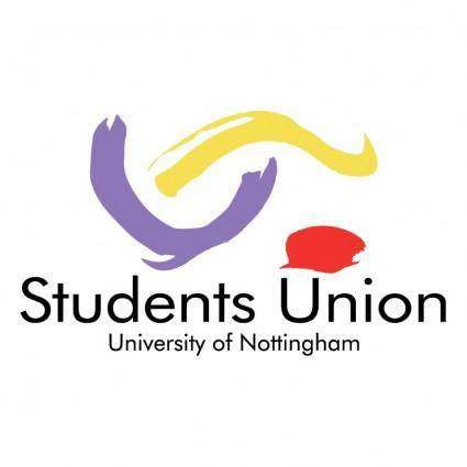 free vector Students union university of nottingham