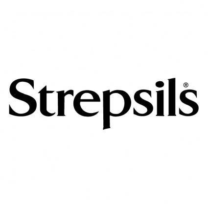free vector Strepsils 0
