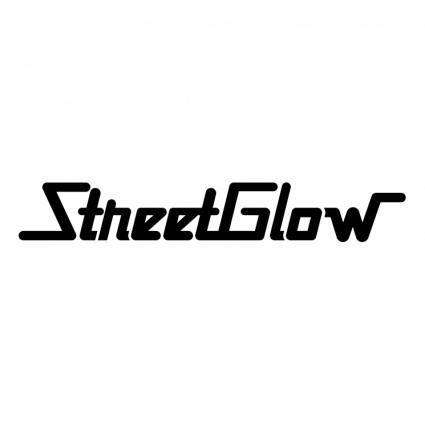 free vector Streetglow