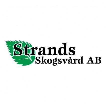 free vector Strands skogsverd