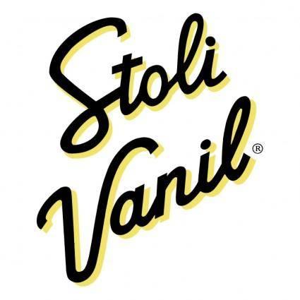 free vector Stoli vanil