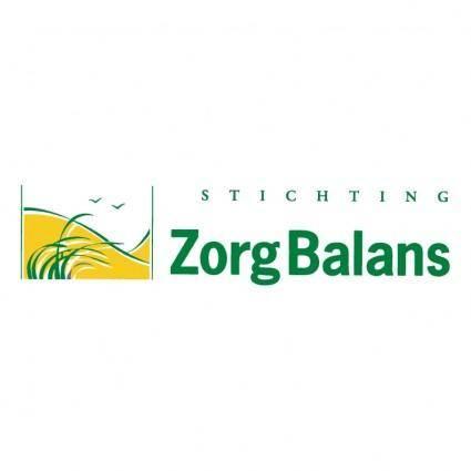 free vector Stichting zorgbalas kennemerduin