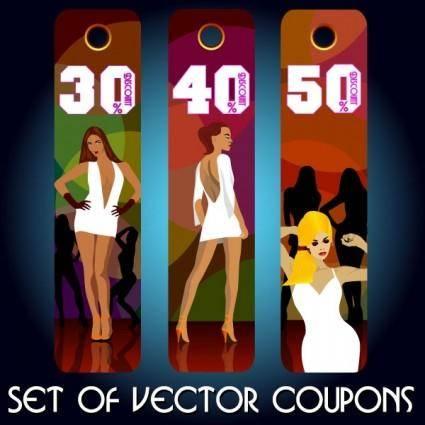 free vector Fine line draft wedding 02 vector