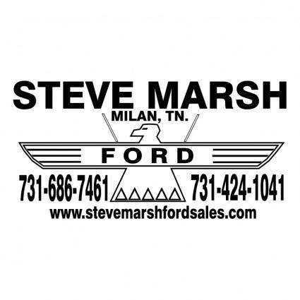 free vector Steve marsh ford