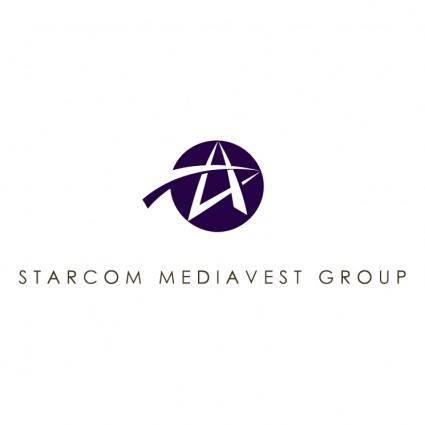 free vector Starcom mediavest group 0