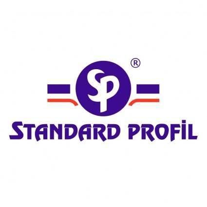 free vector Standard profil