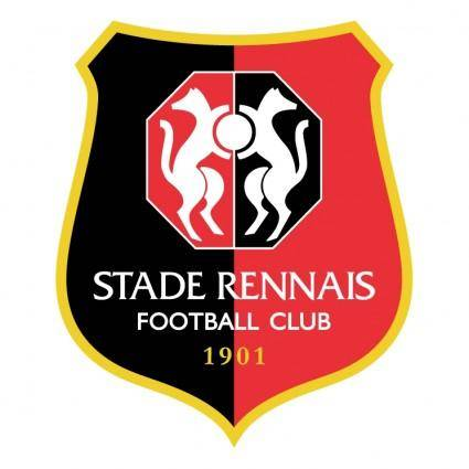 free vector Stade rennais fc