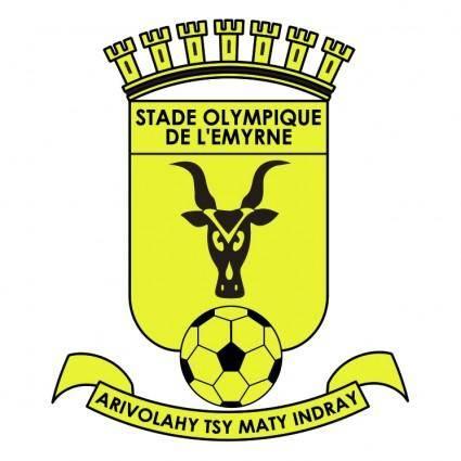 free vector Stade olympique de lemyrne antananarivo