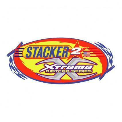 free vector Stacker 2 extreme dirtcar series
