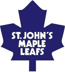 free vector St johns maple leafs