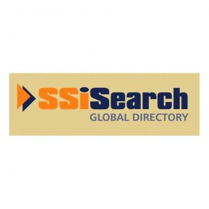 Ssisearch global directory