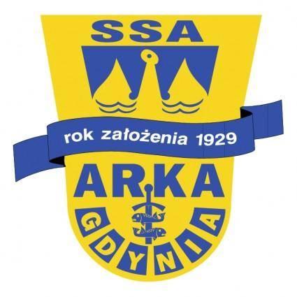 free vector Ssa arka gdynia