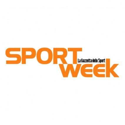 free vector Sportweek 0