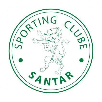 free vector Sporting clube de santar