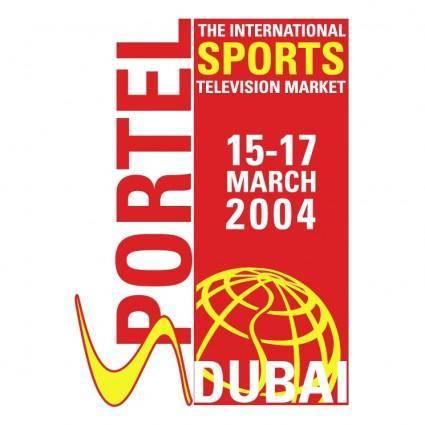 free vector Sportel dubai