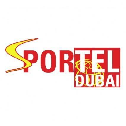 free vector Sportel dubai 1