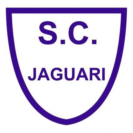 free vector Sport club jaguari de jaguari rs