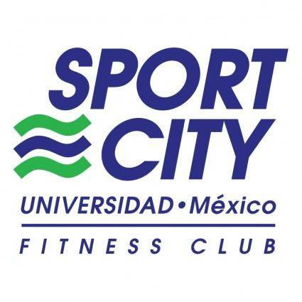 free vector Sport city