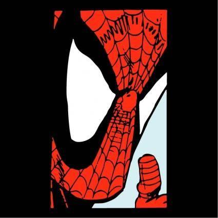 free vector Spider man 5