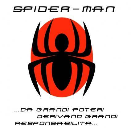 free vector Spider man 3