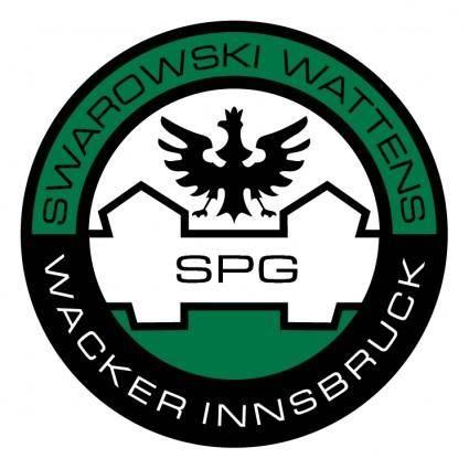 Spg swarowski wattens wacker innsbruck