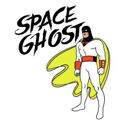 free vector Space ghost