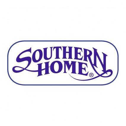 free vector Southern home