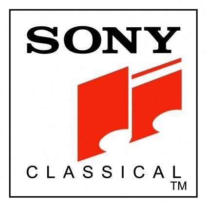 free vector Sony classical