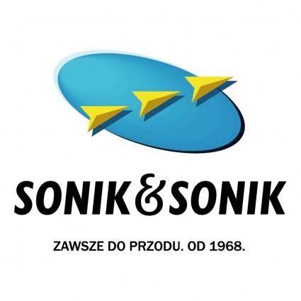 free vector Sonik sonik