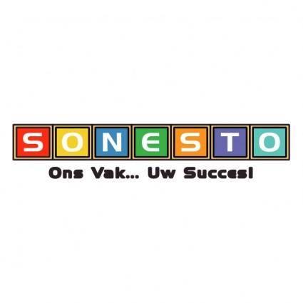free vector Sonesto