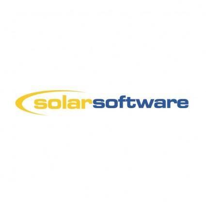 free vector Solar software
