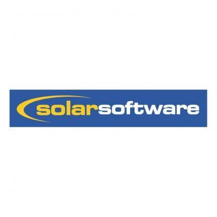 Solar software 0